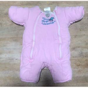 Baby Merlin Magic Sleep Suit - SZ 6-9 months
